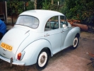 Morris Minor Completed
